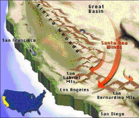 joan didion essay on santa ana winds