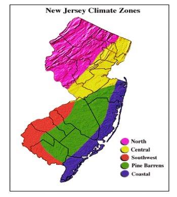 Forecasting Mixed Precipitation Across Central New Jersey