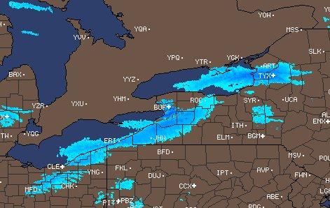 Lake Effect Snow Forecasting